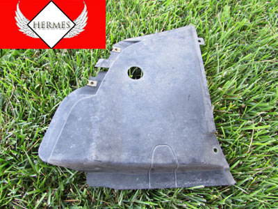 Mercedes Front Fender Lower Panel Cover, Left A2086980330 W208 CLK320 CLK430 CLK55 AMG