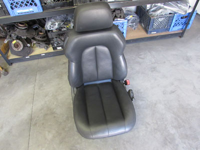 Mercedes Front Leather Seat, Right W208 CLK320 CLK430 CLK55 AMG