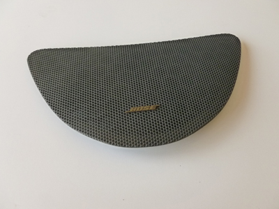 Mercedes Package Shelf Speaker Cover, Right or Left A2086900330 W208 CLK320 CLK430 CLK55 AMG