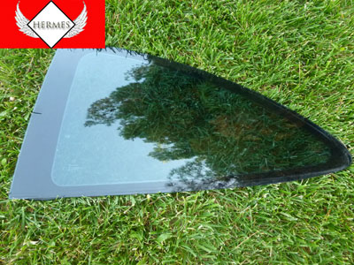Mercedes Quarter Panel Side Glass, Left 2086700512 W208 CLK320 CLK430 CLK55 AMG