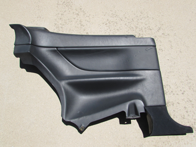 Mercedes Quarter Panel Trim Cover, Left A2086901326 W208 CLK320 CLK430 CLK55 AMG