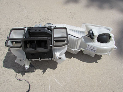 Mercedes R171 AC Air Conditioning Heater Box Valeo Refrigeration System A1718300060 SLK280 SLK300 SLK350 SLK55