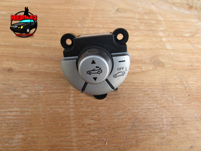 Mercedes R171 Convertible Top Switch A1718205010 SLK280 SLK300 SLK350 SLK55