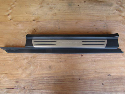 Mercedes R171 Door Entrance Trim Cover Panel, Left 1716800135 SLK280 SLK300 SLK350