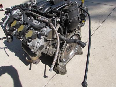 Mercedes r171 engine motor 3 5l v6 m272 2009 2011 slk350 for Mercedes benz m272 engine