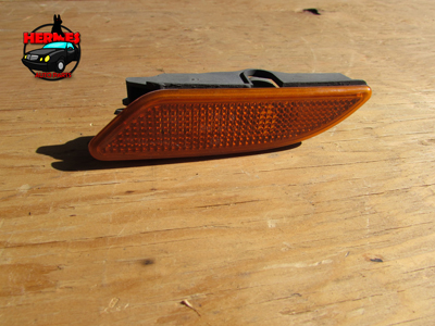 Mercedes R171 Front Bumper Blinker Light Marker w/ Bracket, Left A1718200121