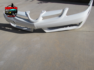 Mercedes R171 Front Bumper Post Facelift Damaged A1718853225