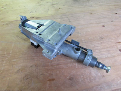 Mercedes R171 Steering Column w/ Adjustment Motors A1714600916 SLK280 SLK300 SLK350 SLK55