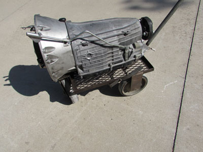 Mercedes R171 Transmission Gearbox 7 Speed Automatic 2302710301 2009-2011 SLK350