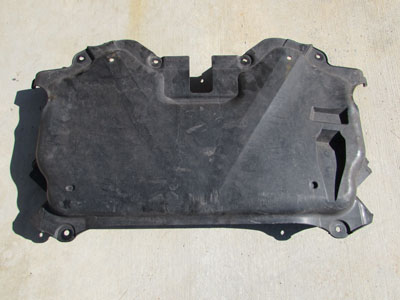 Mercedes R171 Under Engine Cover Panel Splash Shield, Front SLK280 SLK300 SLK350 SLK55 1715242330