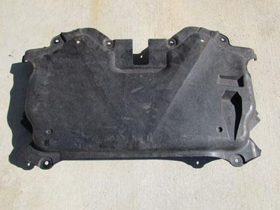Mercedes R171 Under Engine Cover Panel Splash Shield