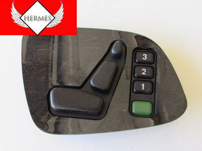 Mercedes Seat Controls Switches on Door, Right 2108209010 W208 W210 CLK, E, G Class