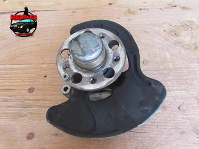 Mercedes Steering Knuckle Hub Spindle, Front Right C CLK E SLK Class 2043320201