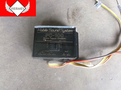 Mobile Sound System Passive Crossover PC-100