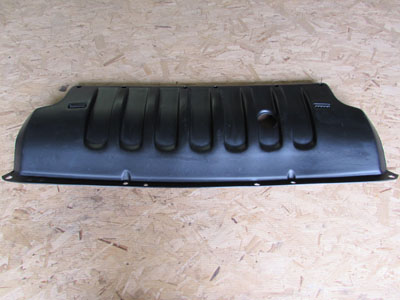 WRANGLER FRONT BUMPER LOWER AIR DAM SKID PLATE VALANCE PANEL OEM 07-16 JEEP JK
